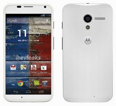 Опубликованы новые фото и дата анонса смартфона motorola x