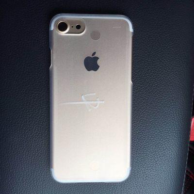 Опубликованы первые фотографии iphone 7