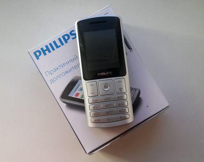 Опыт эксплуатации philips xenium x130: гибрид телефона для звонков и power bank'а