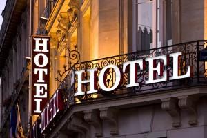 Отель в варшаве