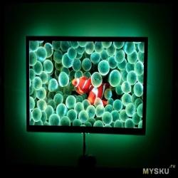 Paintpack — динамическая подсветка для мониторов