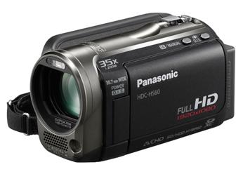 Panasonic hs60, tm60 и sd60 - видеокамеры для съемки full-hd с 25х оптическим зумом
