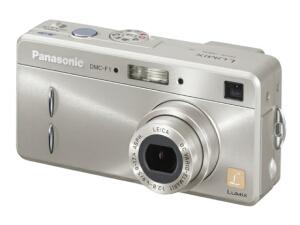 Panasonic пополнил семейство lumix новой 3-мегапиксельной камерой
