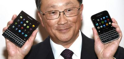 Passport — самый странный blackberry