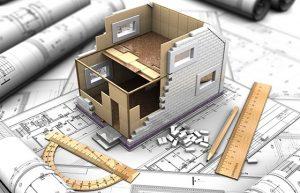 Перепланировка квартир и проектирование коттеджей