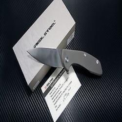 Первые впечатления. нож real steel s571 pro: знакомство вслепую