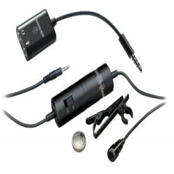 Петличный микрофон audio-technica atr3350is (отец boya by-m1). разочарование года.