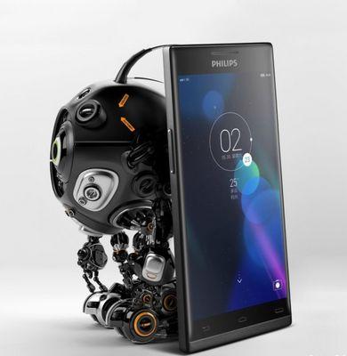 Philips aurora i966 – флагман с 2к дисплеем и крутыми камерами