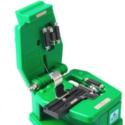 Пластиковый прецизионный скалыватель для оптоволокна 3 в 1.
