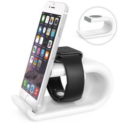 Подставка для iphone и зарядки apple watch