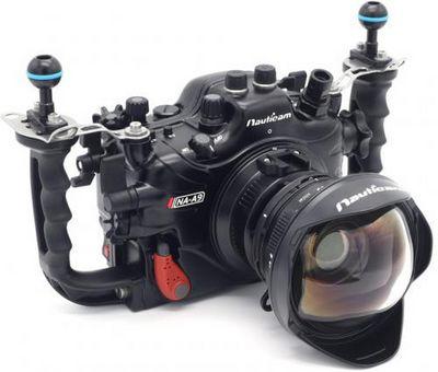 Подводный бокс nauticam na-a9 предназначен для камеры sony a9