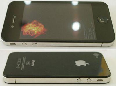 Появились новые фотографии и подробности об iphone 4g
