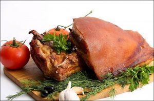 Полезные качества щековины свиной