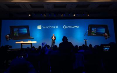 Полноценная windows 10 будет работать на мобильных чипах qualcomm