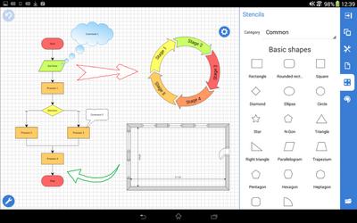 Популярная в магазине windows разработка отечественных программистов – редактор диаграмм теперь доступен и для пользователей ipad