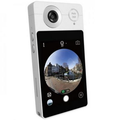 Представлены панорамные камеры acer holo360 и acer vision360