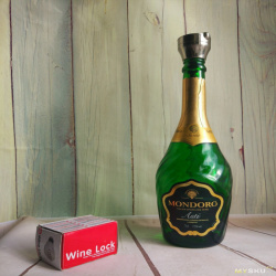 Пробка для бутылок с кодовым замком.