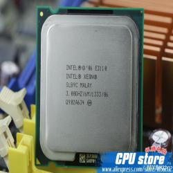 Процессор xeon e3110 , или еще раз об апгрейде за копейки