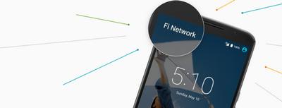 Project fi – виртуальный мобильный оператор от google