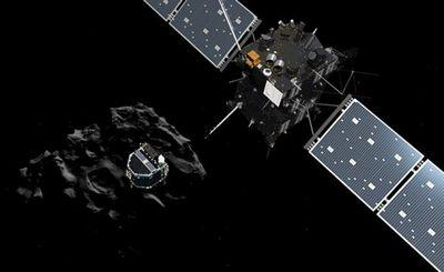 Прощай, philae, маленький обитатель кометы - «наука»