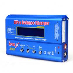 Простой обзор зарядного устройства imax b6 для простого использования (клон хорошего качества)