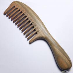 Расчёска из бакаута