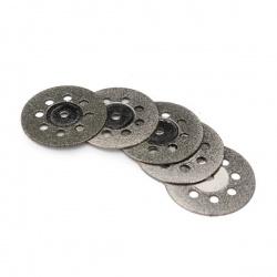 Разные отрезные диски для гравёра (клона dremel)