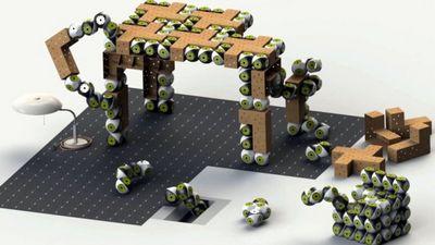Roombots — роботы для мебели