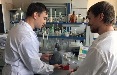 Российские ученые разработали способ синтеза новых биоматериалов для костной хирургии