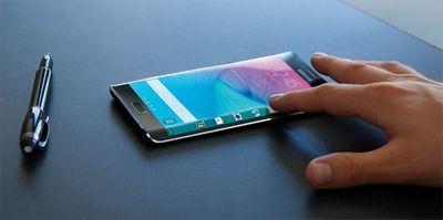 Samsung edge загнули с двух сторон! получился galaxy s6?