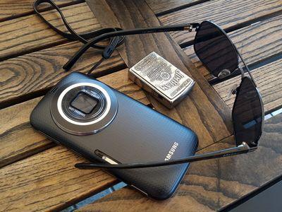 Samsung galaxy k zoom: скорее смартфон, чем камера