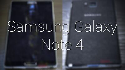 Samsung galaxy note 4 засветился на живых фото