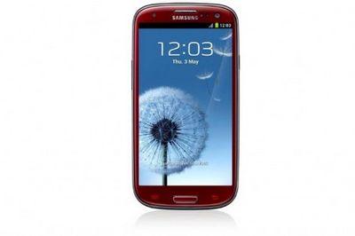 Samsung расширяет цветовую гамму galaxy s iii в украине