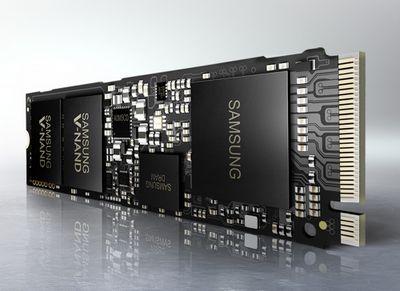 Samsung выпустил сверхскоростные флэш-накопители