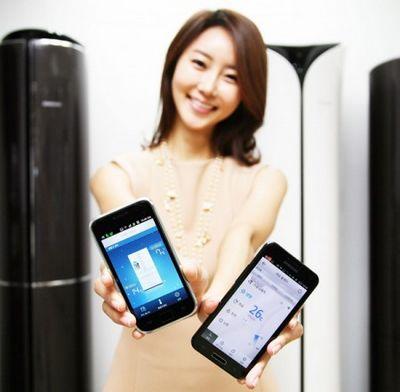 Samsung выпустила ряд android-приложений для управления бытовой техникой