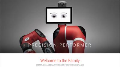 Sawyer – новая веха в производстве роботов