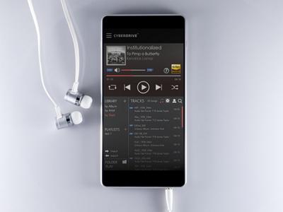 Seiun players — симбиоз высококачественного аудио и 4к видео