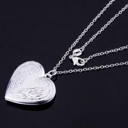 Сердцевидный кулон или ода человеческой наивности и любопытству. endspiel в саге о китайском серебре.