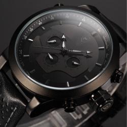 Shark requiem - стильные кварцевые часы.