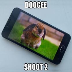 Смартфон doogee shoot 2 - стрельба не в ту сторону!