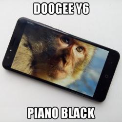 Смартфон doogee y6 piano black 4+64 gb - первый дуги, который смог удивить!