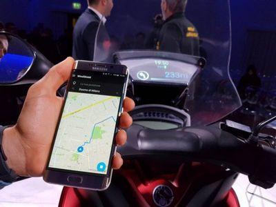 Smarttech: samsung smart windshield - умное лобовое стекло для мотоциклов