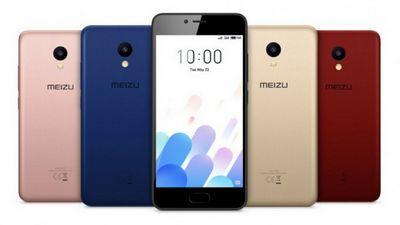 Состоялся анонс смартфона meizu m5c с flyme 6 os