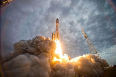 Состоялся запуск научного воздушного шара нового поколения