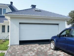 Советы по выбору автоматических секционных гаражных ворот