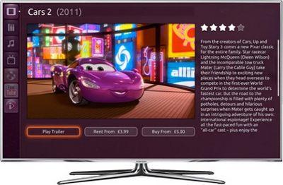 Создан linux ubuntu для телевизоров