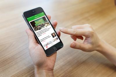Создано приложение для смартфонов, следящее за действиями пользователя