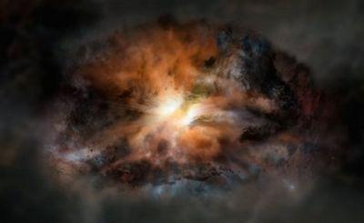 Спросите у этана: какая самая мощная сила во вселенной? - «наука»