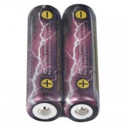 Сравнительное тестирование двух видов аккумуляторов 18650 lust fire 3000mah