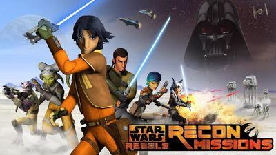 Star wars rebels: recon missions – для фанатов и не только